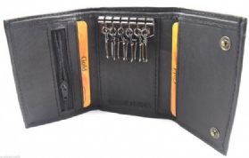 Genuine Leather Key Holder Wallets